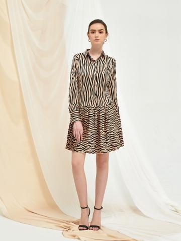 LAYLA SHIRT DRESS