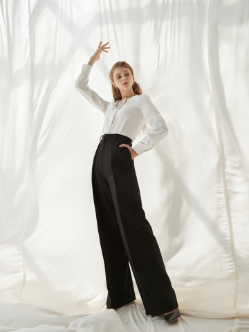 MONDAY WIDE LEG PANTS